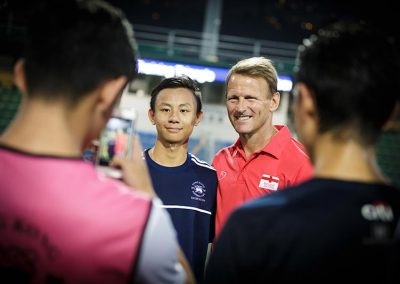 Watch live football with Teddy Sheringham