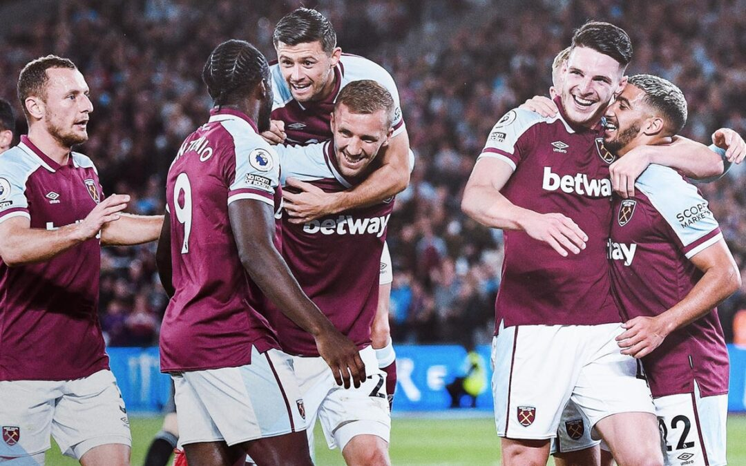 TLC Premier League Round-Up:West Ham top the table as five teams take maximum points after two games